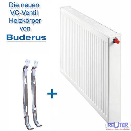 buderus logatrend ventil kompaktheizk rper h he 400 mm. Black Bedroom Furniture Sets. Home Design Ideas
